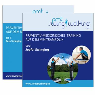 CD Set Begleitmusik «Easy Swinging» + «Joyful Swinging»
