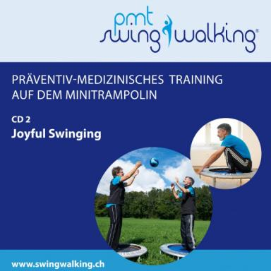 CD2 Begleitmusik «Joyful Swinging»
